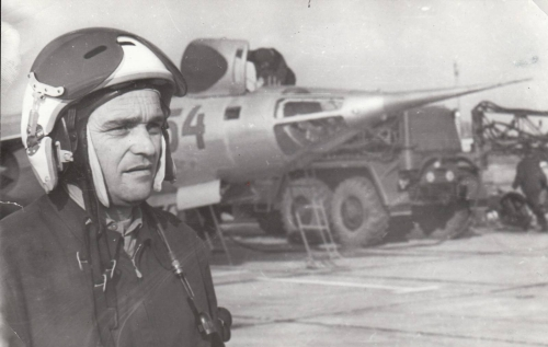 143rd bomber air regiment pilot