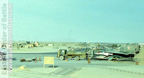 Soviet 979th Fighter Air Regiment's MiG-23ML Flogger-G at Afghanistan