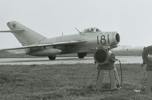 Bulgarian Air Force Mig-15bisR Fagot-B Source: pan.bg Retrospotters