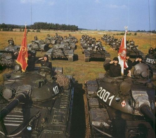 Soviet Northern Group of Forces in Poland
