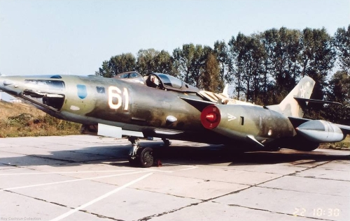 USSR Yak-28PP Brewer-E aircraft's  Photo: Roy Cochrun collection